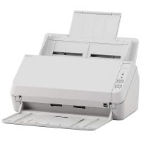 Máy quét 2 mặt Fujitsu Scanner SP1125, tốc độ 25ppm/50ipm (quét màu, 300dpi), khay  giấy 50 tờ, công suất 4000 tờ/ngày. Kết nối USB 2.0. OCR: ABBYY FineReader 12 Sprint, hỗ trợ font tiếng Việt
