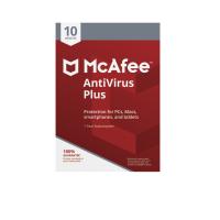 McAfee Anti Virus Plus 1 Years
