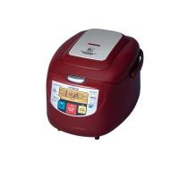 Nồi cơm điện tử Hitachi 1,8 lít RZ-D18WFY-RE, 1000W, công nghệ nấu 3D, 40 chương trình nấu tự động