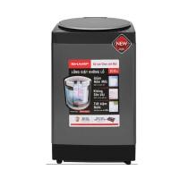 Máy giặt Sharp 10kg lồng đứng ES-W100PV-H