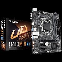 Bảng mạch chủ Gigabyte H410M-H: Intel H410 SK1200/2xDDR4/1*PCI-e x 16+2*PCI-e/LAN1000/D-sub, HDMI