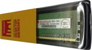 Bộ nhớ trong máy tính Strontium DDR3 2GB 1600MHz Long-DIMM (SRT2G88U1-P9Z)