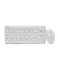 Bộ bàn phím chuột không dây Newmen K928, màu trắng