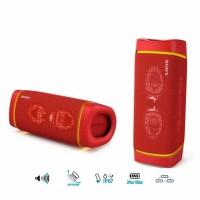 Loa Bluetooth Sony SRS-XB33 - Màu đỏ - loa kép; IP67; NFC+BT5.0; Call Free; USB Type-C; 1100g