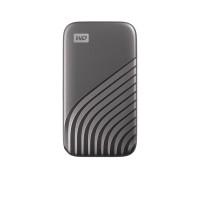 """Ổ cứng SSD găn ngoài WD 500GB My Passport - 2.5"""", USB3.2, R/W  1050MBs/1000MBs - (WDBAGF5000AGY-WESN)"""