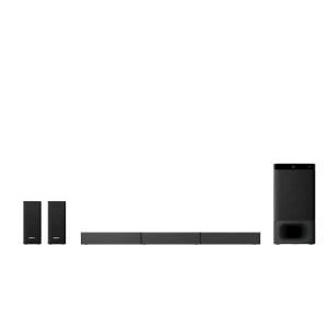 Dàn Soundbar Sony 5.1 kênh với công suất 1000W mạnh mẽ vượt trội,với 02 loa vệ tinh