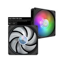 Tản nhiệt khí CoolerMaster Hyper 212 ARGB - Fan: 120x120x25mm - (RR-2V2L-18PA-R1)