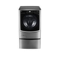 Máy giặt lồng đôi LG 21kg/sấy 12 kg Twin Wash cửa trước inverter F2721HTTV(1000 vòng/phút,Giặt hơi nước TrueSteam™)