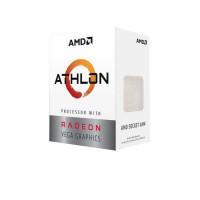 Bộ VXL AMD Athlon 3000G - AM4 2x3.5GHz/4MB cache, 14nm, 35W, DDR4 2667Mhz, Radeon™ Vega 3 Graphics