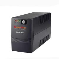 UPS ProLink PRO1201SFC, 1200VA/ 600W, 1 pha, 50/60Hz,  AVR, thời gian lưu điện >5 phút (5 phút tại 100% tải)