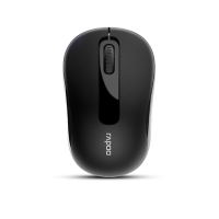Chuột không dây Rapoo M10 Plus - mầu đen, 2.4Ghz, 1000dpi