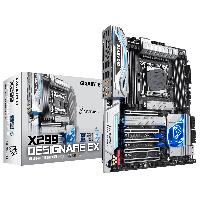 GIGABYTE™ GA-X299  DESIGNARE EX - Intel X299 chipset - Socket LGA 2066 Support for Intel® Core™ X series