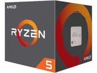 CPU AMD Ryzen 5 2600X 3.6 GHz (4.25 GHz with boost) / 19MB cache / 6 cores 12 threads / socket AM4 / 95W / Wraith Spire / No Integrated Graphics (Graphic Card Required)