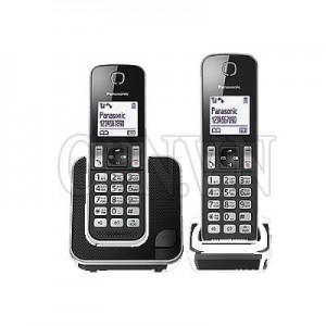 Điện thoại bàn Panasonic KX-TGD312CXB Black