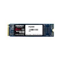 SSD Kingmax Zeus 256GB PQ3480 - m.2 2280 PCIe NVMe Gen3x4; R/W 1950/1200MBps; SLC caching, TBW 180TB