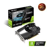 VGA Asus PH-GTX1660S-O6G – Nvidia Geforce GTX1660 Super/6GB/GDDR6 192bit/Engine Clock 1830Mhz/Cuda core 1408/DVI*1/HDMI*1/DP*1