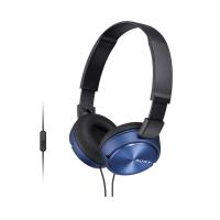 Copy of Tai nghe Sony MDR-ZX310AP On-Ear - màu đen - màng loa 30mm; 10-24.0000Hz; dây 1.2m; 125g
