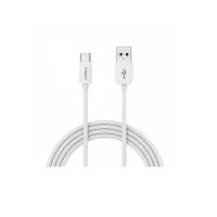 USB Type-C cable Pisen - 1000mm; 2A; sạc và truyền dữ liệu (MU14-1000)
