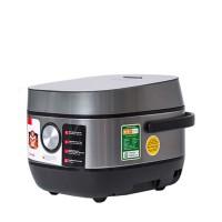 Nồi cơm điện cao tần Toshiba RC-18IP1PV, 1.8L, 1300W, 3.0 mm, nấu 3D, bảng điều khiển bằng kính cao cấp