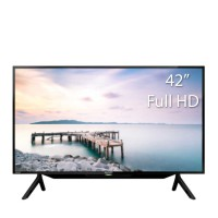 TV Sharp Smart 42-inch 2T-C42BG1X - FHD, Wifi, Android TV 9.0, Voice Seach, DVB-T2, Loa 7.5 w x 2, 88W )