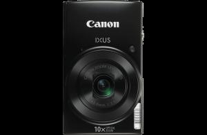 "Máy ảnh KTS Canon IXUS 190 - Black - 20Mpx 4:3 2.3""; DIGIC 4+; Zoom 10X; LCD 2.7; WIFI+NFC; pin NB-11LH"