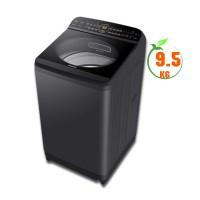 Máy giặt Panasonic 9,5kg cửa trên inverter NA-FD95V1BRV(Hệ thống ActiveFoam,Màu (Thân máy:Đen Bạc)