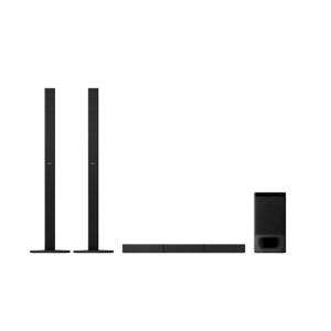 Dàn Soundbar Sony 5.1 kênh với công suất 1000W mạnh mẽ vượt trội, 2 loa vệ tinh và 2 loa đứng