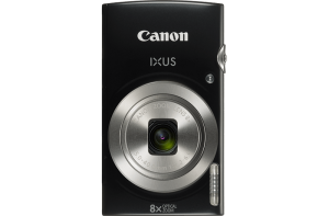 "Canon Ixus 185 - Black - 20Mpx 4:3 2.3""; DIGIC 4+; Zoom 8X; LCD 2.7; pin NB-11LH"