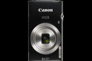 "Máy ảnh KTS Canon IXUS 185 - Black - 20Mpx 4:3 2.3""; DIGIC 4+; Zoom 8X; LCD 2.7; pin NB-11LH"