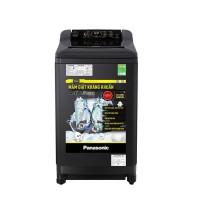 Máy giặt Panasonic 10,0kg cửa trên NA-F100A4BRV(700v/p,Hệ thống ActiveFoam, mâm giặt kháng khuẩn, màu đen)
