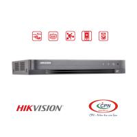 Đầu ghi hình HikVision DS-7216HQHI-K1 - đầu vào 16 kênh analog + 2 IP; 2MP hỗ trợ 3MP; Turbo HD 4.0; 1 HDD