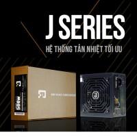 Nguồn máy vi tính Jetek J550 550W – 1x24*(20+4) Pin +1x8*(4+4)pin CPU + 2*(6+2)Pin PCIe/2*ATA , 2*SATA