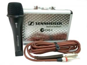 Mic dây Sennheiser 838II-S