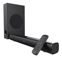 Loa vi tính hiệu Creative Stage 2.1 BT5.0/USB/3.5mm/Black+Remote