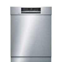 Máy rửa bát bán âm Bosch SMU68TS02E, seri 6, 2400W, 12+2 bộ đồ ăn châu Âu, 8 chương trình rửa