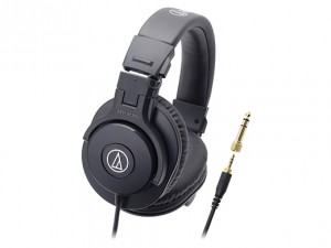Tai nghe Audio Technica choàng đầu ATH-M30x - jack 3,5mm - Smartphone