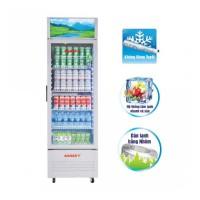 Tủ mát đứng Sanaky 290L VH-358KL(Dàn lạnh:Nhôm,R600a,Cánh kính Low-E mở,Đèn led)