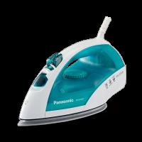Bàn là hơi nước Panasonic NI-E410TMRA, 1800W- 2150W, 200 ml, thiết kế trong suốt, đáy chữ U