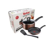 Bộ nồi chảo G103S414 - Tefal Super cookplus, xuất xứ: N/A