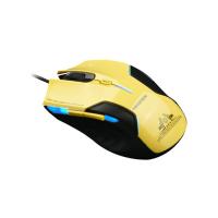 Chuột quang NEWMEN G7 PLUS-YL (vàng) - USB/6 nút/800-1600CPI/PixArt & 99GlassGo