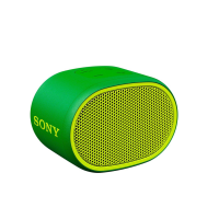 Loa Bluetooth Sony SRS-XB01 - Màu xanh lá - 37.5mm; IPX5; BT 4.2; pin 6h; 160g