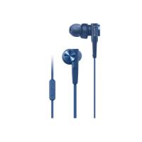 Tai nghe Sony EXTRA BASS MDR-XB55AP In-ear - màu xanh dương - màng loa 12mm loại vòm; dây 1.2m; 8g