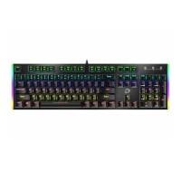 Bàn phím cơ quang Gaming Dare-U EK520 Led RGB xuyên chữ - USB, màu đen