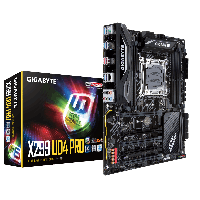 GIGABYTE™ GA-X299-UD4 PRO- Intel X299 chipset - Socket LGA 2066 Support for Intel® Core™ X series