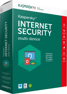 Kaspersky Internet Security 2016 5 user/12 tháng