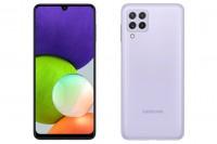 Điện thoại Samsung Galaxy A22 LTE - Tím 6GB 128GB
