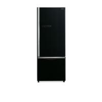 Tủ lạnh Hitachi 415L inverter R-B505PGV6-GBK (Ngăn đá dưới, Quạt kép, Màu: Gương đen)
