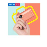 Pin sạc dự phòng Rock Space P75 PD 10.000mAh - LED; QC 3.0 PD 3.0 18W; Micro + Type-C;