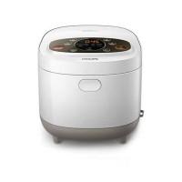 Nồi cơm điện Philips HD4533 , 890 W, 1.8 lít, 10 chức năng nấu riêng biệt, đổi mới 1 đổi 1 trong 12T *