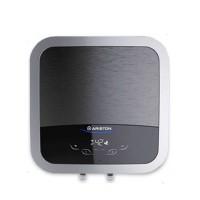 Bình nước nóng Ariston 15L ANDRIS2  15TOP2.5FE WIFI , 2500 W, thanh đốt 100% TiTan, hiển thị nhiệt độ, bình vuông
